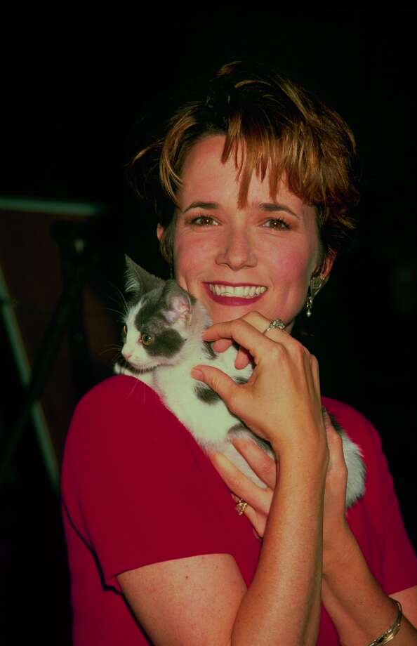 Favorite Movie Actress 1990: Lea Thompson Photo: Time & Life Pictures, Time Life Pictures/Getty Images / Time & Life Pictures
