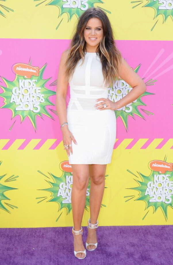 LOS ANGELES, CA - MARCH 23:  Khloe Kardashian arrives at Nickelodeon's 26th Annual Kids' Choice Awards at USC Galen Center on March 23, 2013 in Los Angeles, California.  (Photo by Jon Kopaloff/FilmMagic) Photo: Jon Kopaloff, FilmMagic / Getty Images