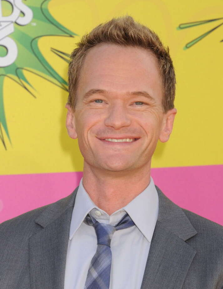 LOS ANGELES, CA - MARCH 23: Actor Neil Patrick Harris arrives at Nickelodeon's 26th Annual Kids' Choice Awards at USC Galen Center on March 23, 2013 in Los Angeles, California. (Photo by Jeffrey Mayer/WireImage) Photo: Jeffrey Mayer, WireImage / Getty Images