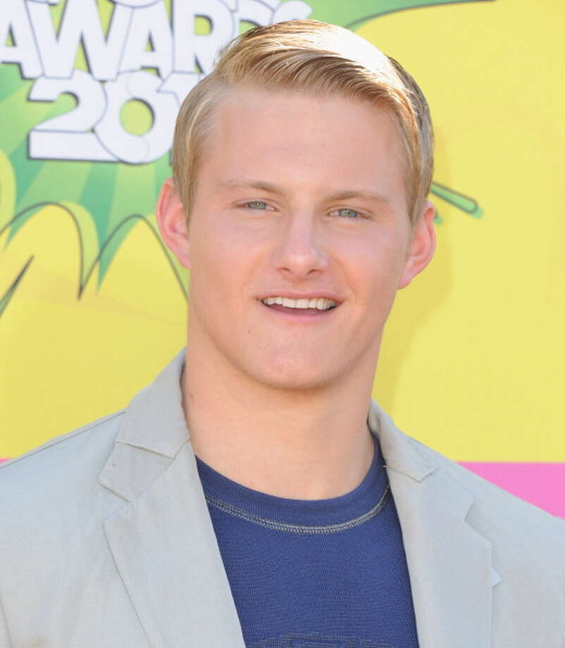LOS ANGELES, CA - MARCH 23:  Actor Alexander Ludwig arrives at Nickelodeon's 26th Annual Kids' Choice Awards at USC Galen Center on March 23, 2013 in Los Angeles, California.  (Photo by Jon Kopaloff/FilmMagic) Photo: Jon Kopaloff, FilmMagic / Getty Images