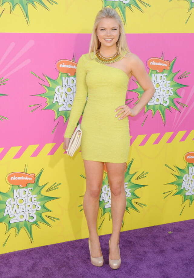LOS ANGELES, CA - MARCH 23:  Actress Kelli Goss arrives at Nickelodeon's 26th Annual Kids' Choice Awards at USC Galen Center on March 23, 2013 in Los Angeles, California.  (Photo by Jon Kopaloff/FilmMagic) Photo: Jon Kopaloff, FilmMagic / Getty Images