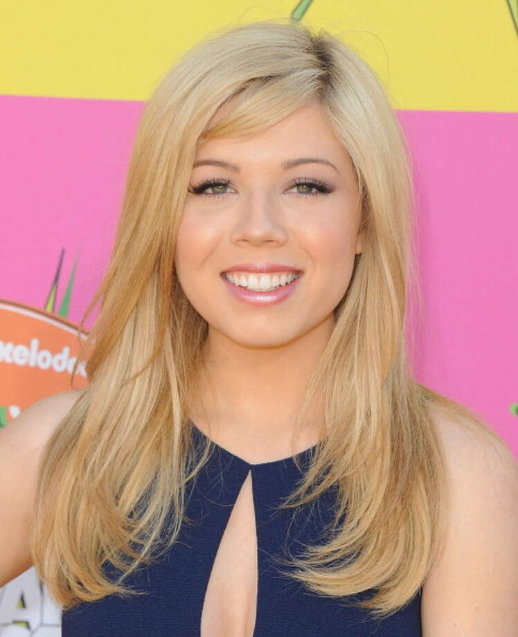 LOS ANGELES, CA - MARCH 23:  Actress Jennette McCurdy arrives at Nickelodeon's 26th Annual Kids' Choice Awards at USC Galen Center on March 23, 2013 in Los Angeles, California.  (Photo by Jon Kopaloff/FilmMagic) Photo: Jon Kopaloff, FilmMagic / Getty Images