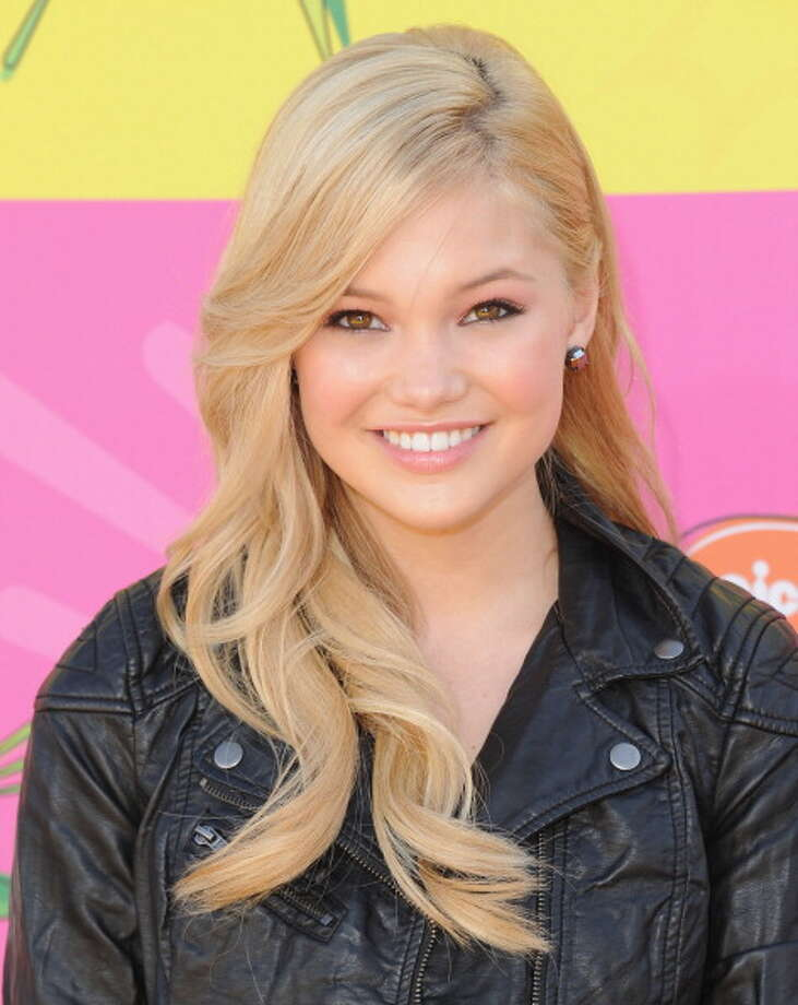 LOS ANGELES, CA - MARCH 23:  Actress Olivia Holt arrives at Nickelodeon's 26th Annual Kids' Choice Awards at USC Galen Center on March 23, 2013 in Los Angeles, California.  (Photo by Jon Kopaloff/FilmMagic) Photo: Jon Kopaloff, FilmMagic / Getty Images