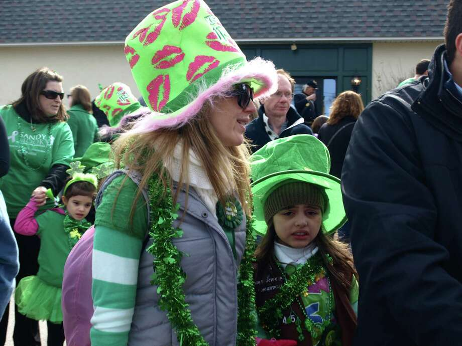 Were you SEEN at the Saint Patrick's Day Parade on Sunday, March 24th? Photo: Nuria Ryan