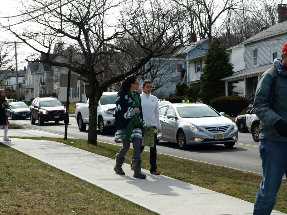 Were you SEEN at the Danbury Saint Patrick's Day Parade on Sunday, March 24th? Photo: Nuria Ryan