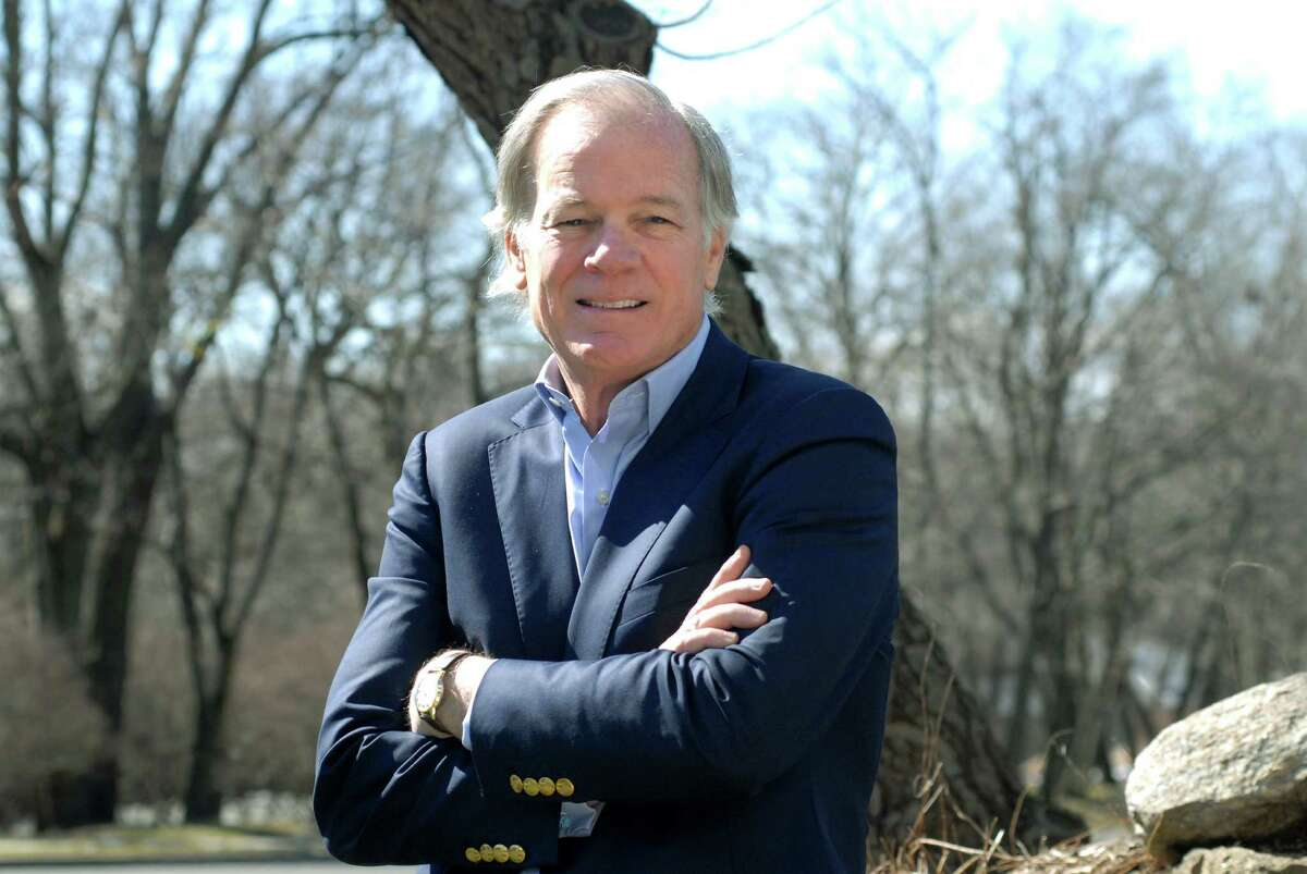 Greenwich Republican Tom Foley, who is seeking a rematch with Gov. Dannel P. Malloy for the state's highest office and is the former U.S. ambassador to Ireland under President George W. Bush, is interviewed at the Greenwich Time office in Greenwich, Conn. March 22, 2013.