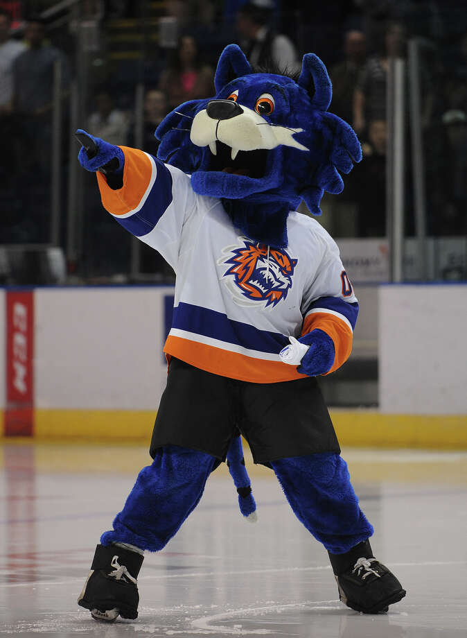 Tuesday: The Bridgeport Sound Tigers face the Worcester Sharks at 7 p.m. at Webster Bank Arena. Photo: Brian A. Pounds / Connecticut Post