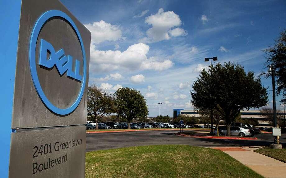 Austin-based Dell Inc. is awaiting a takeover. Photo: Sam Hodgson / © 2013 Bloomberg Finance LP
