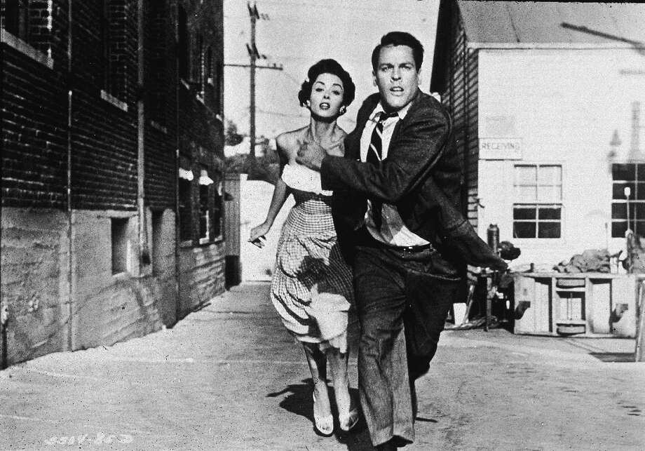 What 1956 thriller was remade in 1978 and set in San Francisco? Photo: Hulton Archive, Getty Images / 2005 Getty Images