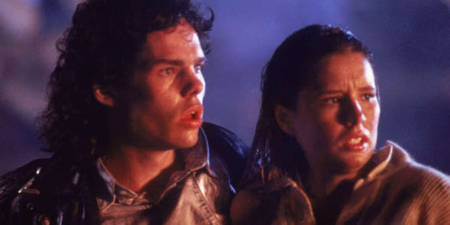 """The Blob"" (1988)  Fun, and unambiguously better than the original in just about every way despite the fact that it replaced Steve McQueen with Kevin Dillon as the film's leading man. Co-written by  Frank   Darabont."