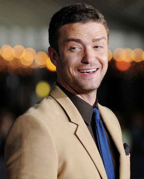 Actor Justin Timberlake arrives at the Los Angeles Premiere In Time at Regency Village Theatre on October 20, 2011 in Westwood, California. (SUGGESTED BY TAILGATOR) Photo: Jon Kopaloff, FilmMagic / 2011 Jon Kopaloff