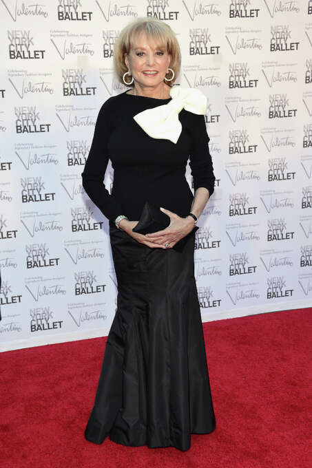 Barbara Walters attends the 2012 New York City Ballet Fall Gala at the David H. Koch Theater, Lincoln Center on September 20, 2012 in New York City. (suggested by drimblewedge) Photo: Dimitrios Kambouris, WireImage / 2012 WireImage