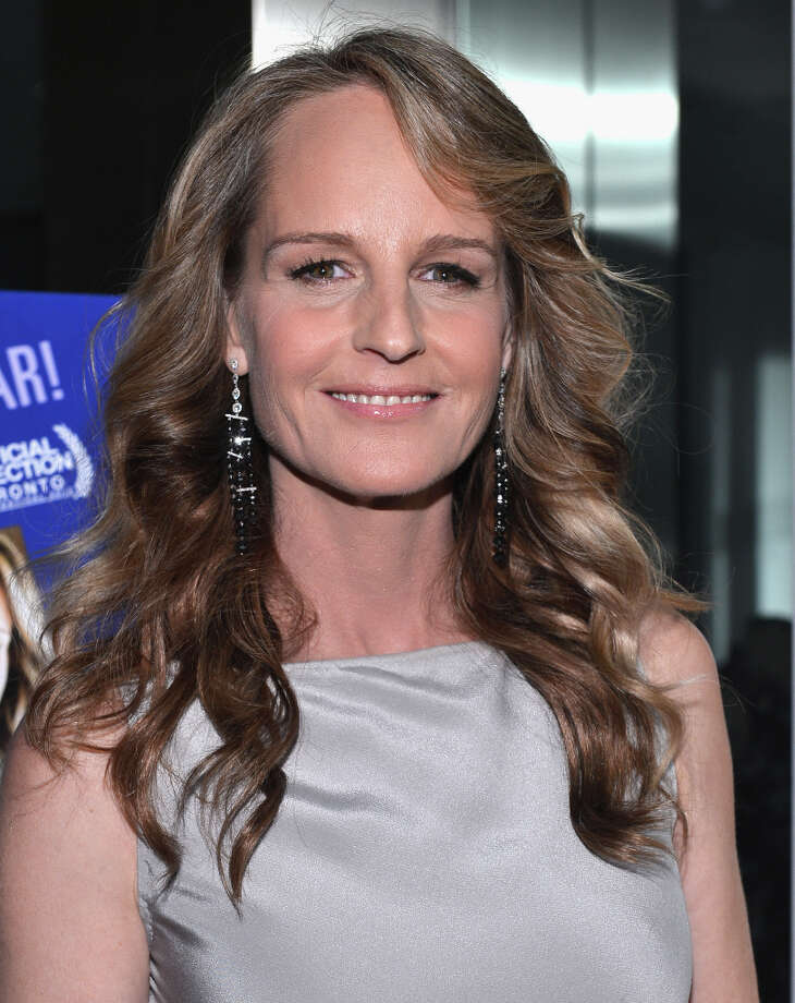 Actress Helen Hunt arrives to the Los Angeles premiere of Fox Searchlight Pictures' 'The Sessions' held at the Bing Theatre at LACMA on October 10, 2012 in Los Angeles, California. (suggested by jennajenna -- but why oh why?) Photo: Alberto E. Rodriguez, Getty Images / 2012 Getty Images