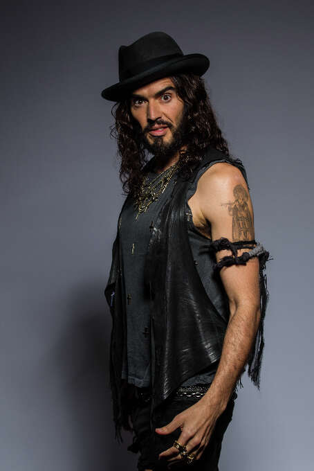 Comedian and actor Russell Brand poses at the 26th Annual ARIA Awards 2012 at the  on November 29, 2012 in Sydney, Australia. (suggested by lbrmouse) Photo: Mark Nolan, WireImage / 2012 WireImage