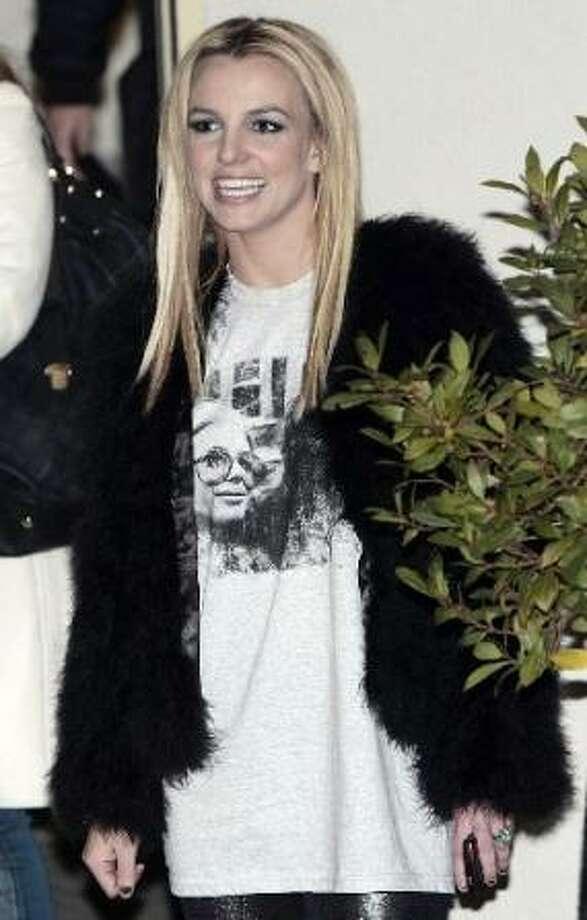 Britney Spears -- a perennial.