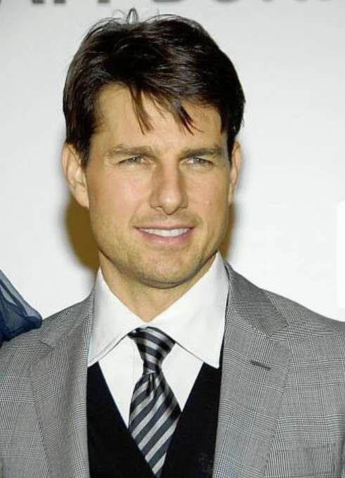 Tom Cruise, suggested by tahoerabbit.