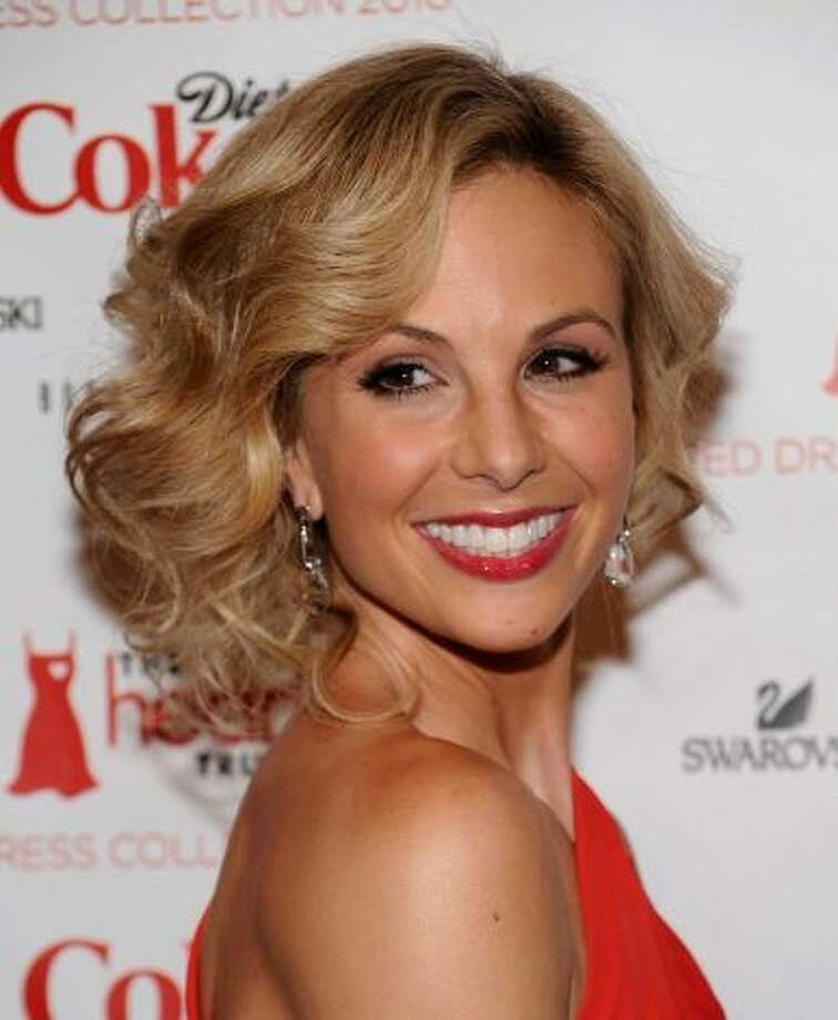 Elisabeth Hasselbeck, suggested by tahoerabbit.