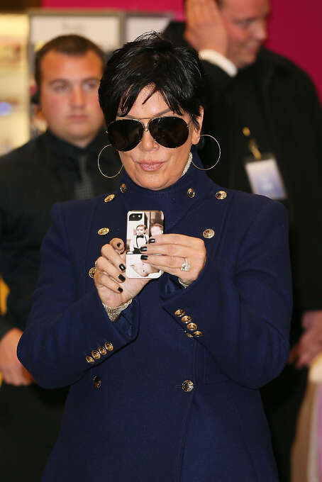 Kris Jenner atttends Khloe Kardashian's launch Unbreakable Love Fragrance at Sears on February 8, 2013 in Downey, California. (suggested by a number of readers in a blanket rejection of anything Kardashian) Photo: Joe Scarnici, WireImage / 2013 Joe Scarnici