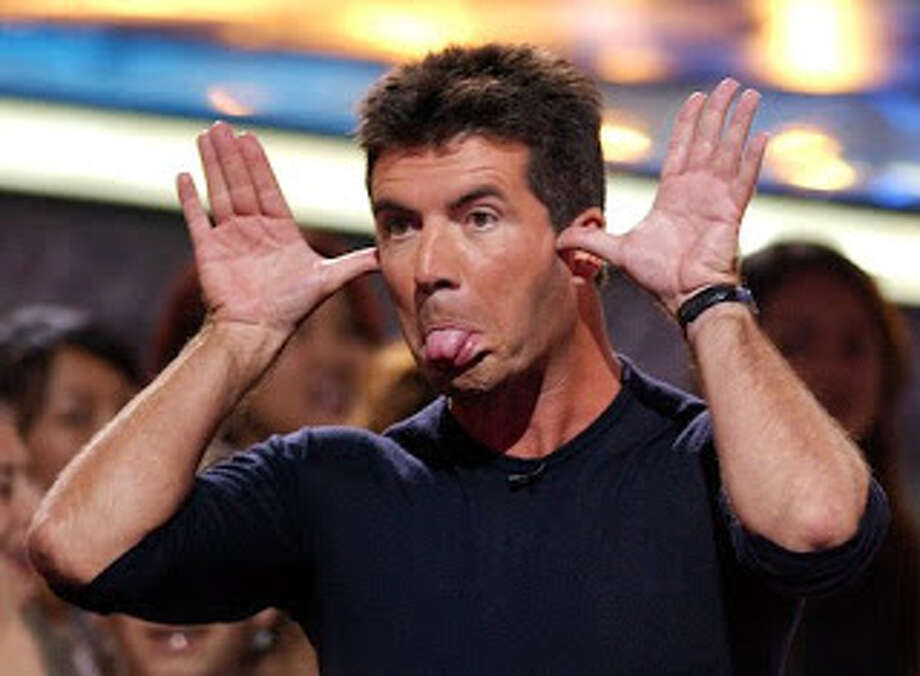 Simon Cowell, suggested by sactochick.