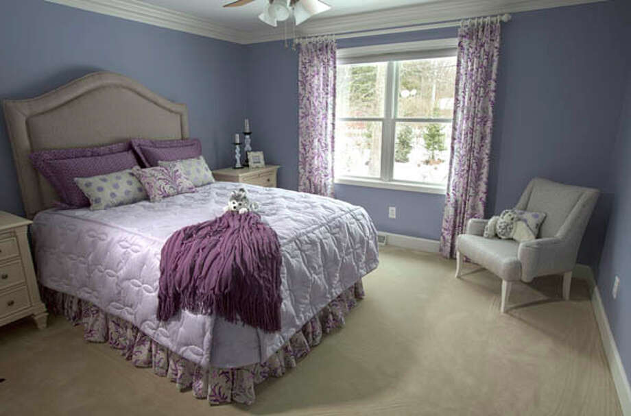 View of a second floor bedroom in the home of  Paul and  J'Lene Krass, on Tuesday Feb. 12, 2013 in Saratoga Springs, NY. Photo: Philip Kamrass /  2013 Philip Kamrass