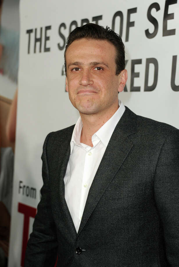 Actor Jason Segel  attends the premiere of Universal Pictures' This Is 40 at Grauman's Chinese Theatre on December 12, 2012 in Hollywood, California. (suggested by reystjohn) Photo: Kevin Winter, Getty Images / 2012 Getty Images