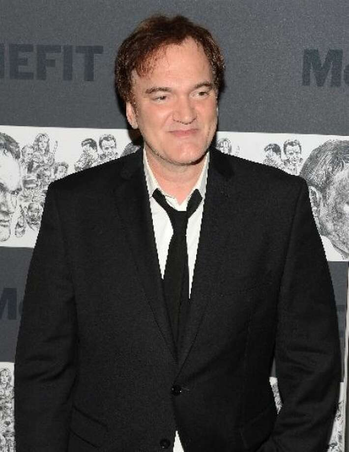 Quentin tarantino, suggested by septic hank.