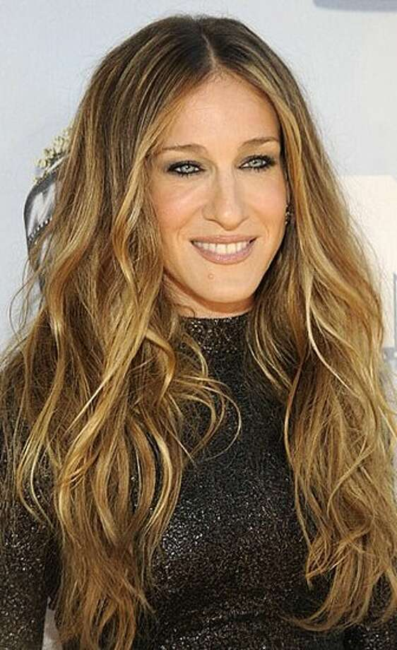 Sarah Jessica Parker -- how could she be annoying? -- suggested by septic hank.