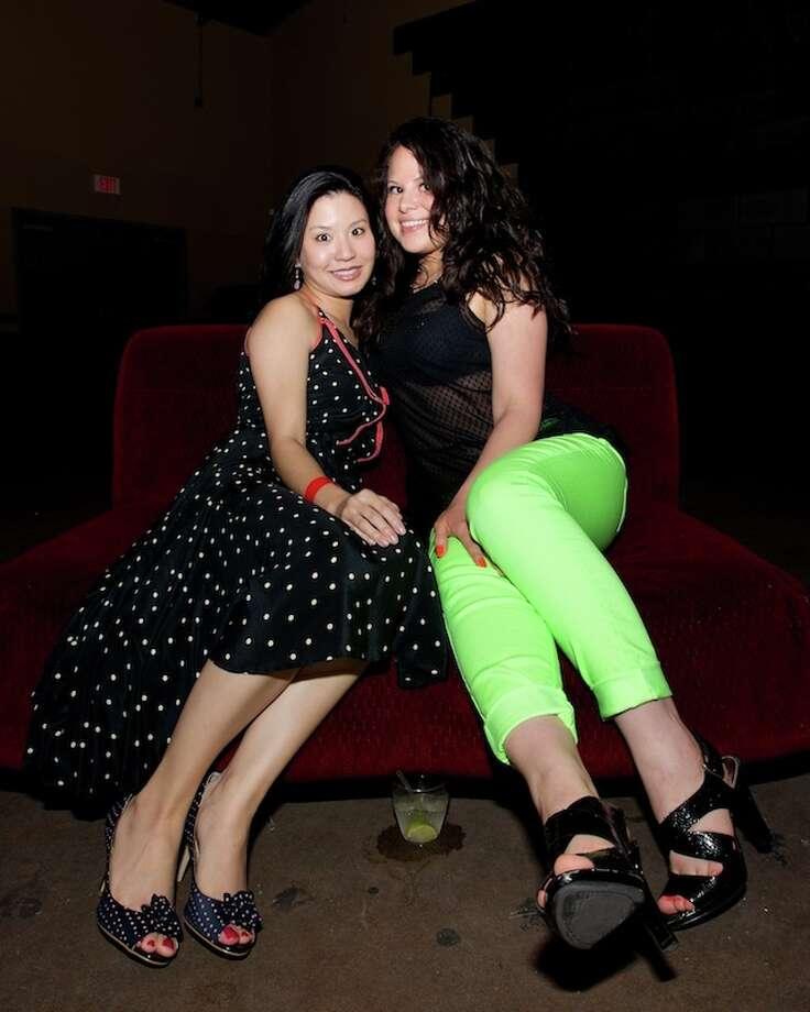 Kiki's Sordid Sideshow: The Circus Burlesque Experience Photo: Jay Dryden