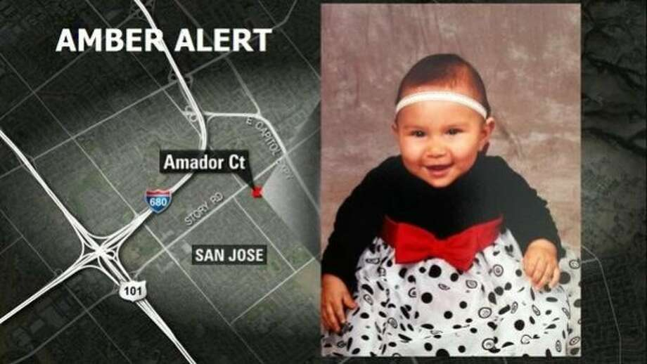 Gabriela Quintero of San Jose, who was in the back seat of her family's 2006 Jeep Liberty when it was stolen from outside her family's San Jose home March 25, 2013. Photo: San Jose Police