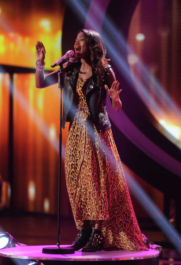 AMERICAN IDOL: Amber Holcomb performs on AMERICAN IDOL. Copyright: FOX.