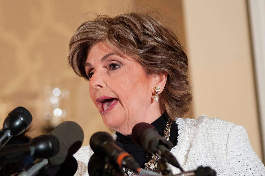 Gloria Allred speaks during the Gloria Allred News Conference With Natalie Khawam at Ritz-Carlton Hotel on November 20, 2012 in Washington, DC. (suggested by gtom) Photo: Kris Connor, Getty Images / 2012 Getty Images