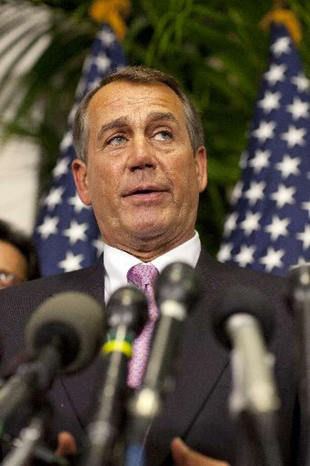 John Boehner, suggested by tahoerabbit.
