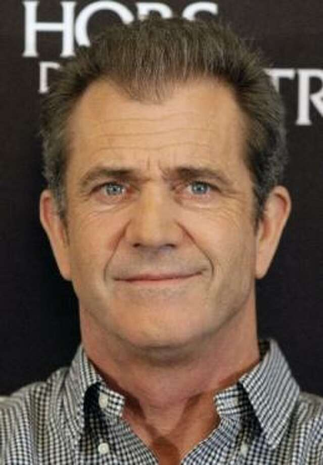Mel Gibson, suggested by tahoerabbit. But look at his face.  Doesn't he look sorry for everything?