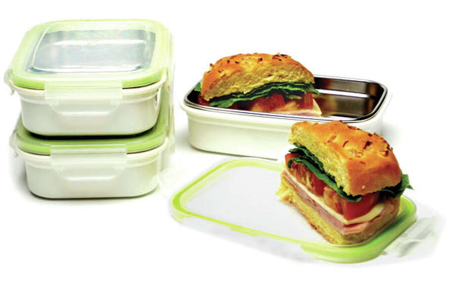Healthy Eating on the Go:Hectic schedules can make healthy eating nearly impossible. With a little planning and a little help from these compact, leak-proof stainless-steel containers, though, eating clean on the go is easy. Steeltainers are eco-friendly, BPA-free, freezer- and dishwasher-safe, and come in a wide variety of sizes perfect for meals or smaller snacks. $12.95-26.95. Visit steeltainers.com