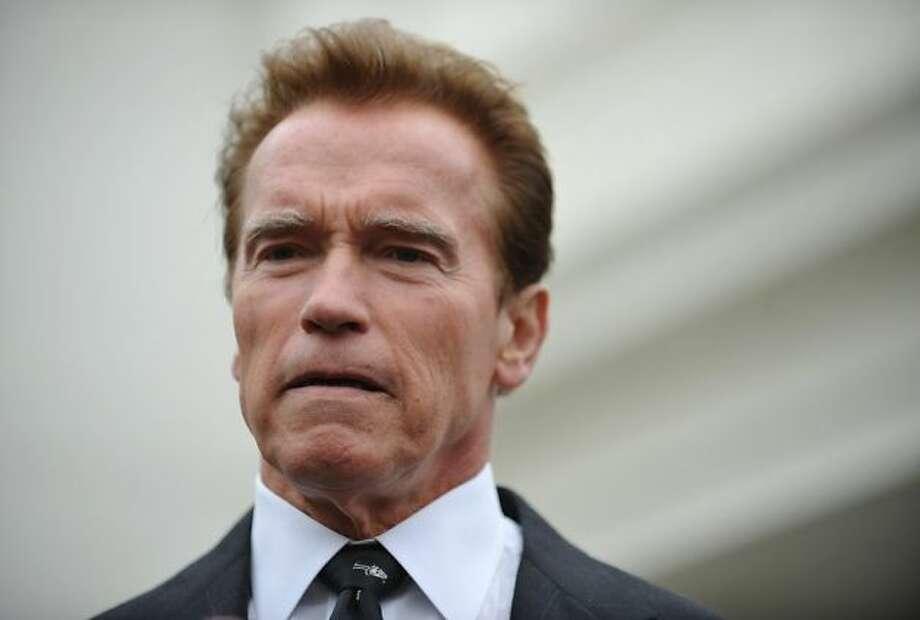 Arnold Schwarzenegger -- suggested by bauhaus.