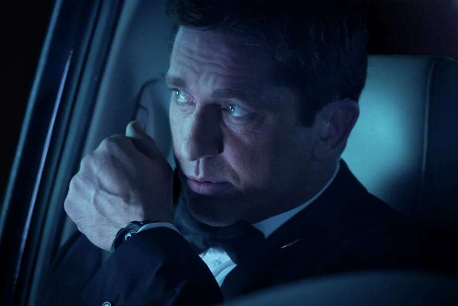 Gerard Butler as former Secret Service Agent Mike Banning. This is the kind of action flick Butler should make instead of fumbling around with light comedies. Photo: Courtesy Photo