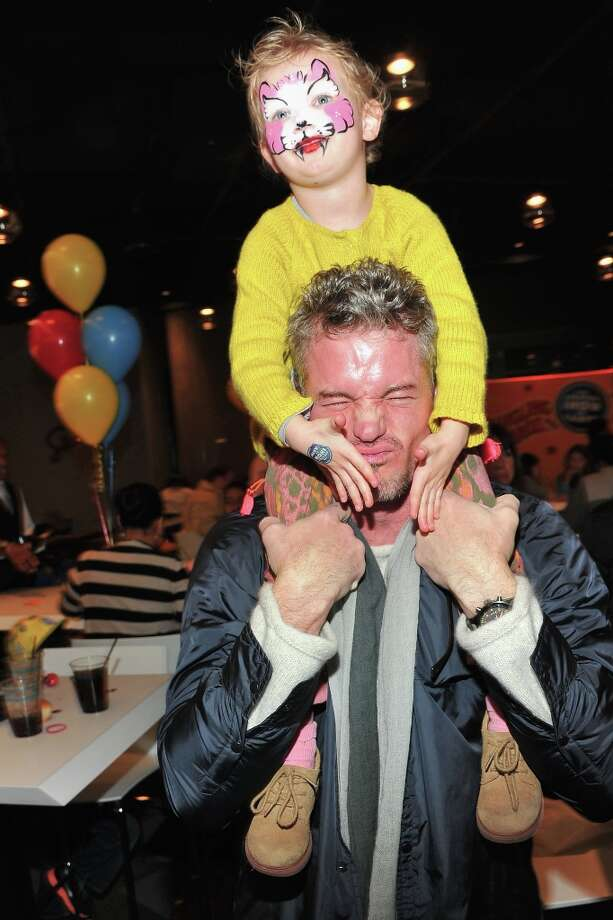Actor Eric Dane and Georgia Dane attend Ringling Bros. And Barnum & Bailey Present Built To Amaze! on March 21, 2013 in New York City. Photo: Theo Wargo / 2013 Getty Images