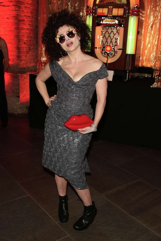 Actress Helena Bonham Carter attends 'A Night Of Funk & Soul 2013' for Save The Children UK at The Roundhouse on March 20, 2013 in London, England. Photo: David M. Benett, Getty Images / 2013 David M. Benett