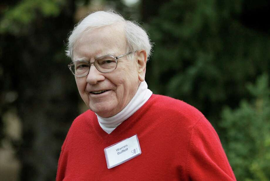 """Warren BuffettIn his early 20s, Buffett worked as an investment salesman for Buffett-Falk & Co. in Omaha before moving to New York to be a securities analyst at age 26. During that year, he started Buffett Partnership, Ltd., an investment partnership in Omaha.New York just wasn't for him, Buffett told NBC. """"In some places it's easy to lose perspective. But I think it's very easy to keep perspective in a place like Omaha.""""AP Photo/Paul Sakuma, File Photo: Paul Sakuma / AP"""