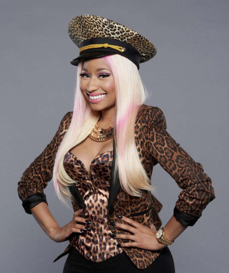 AMERICAN IDOL: Nicki Minaj. CR: Michael Becker / FOX.