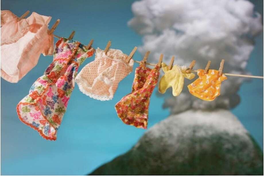Grace Weston, Laundry Day, 2010, fuji crystal archive c print, 12.5x19