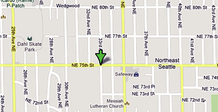 Multiple pedestrians were hit late Monday afternoon at Northeast 75th Street and 33rd Avenue Northeast.