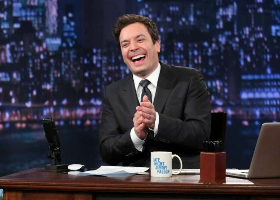 Jimmy Fallon suggested by alectrona.