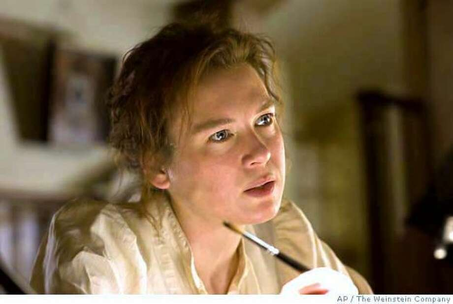 Renee Zellweger -- suggested by sharonac and one other reader.  Again, don't get this one at all.  I think she's terrific.