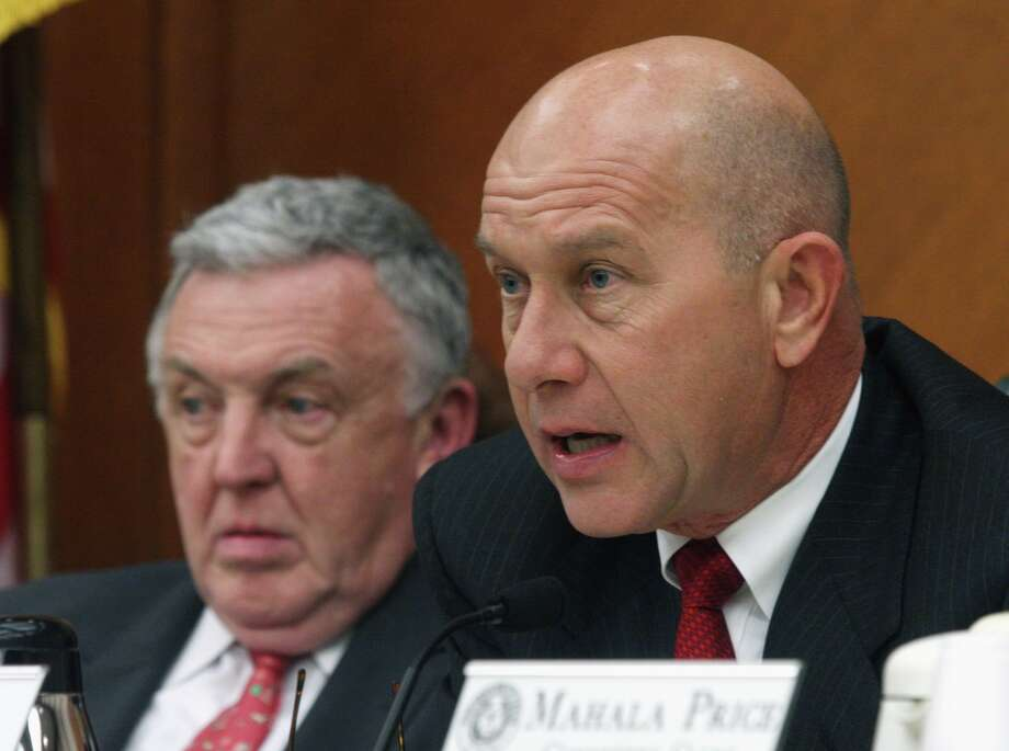 Sen. John Whitmire, D-Houston, says the Senate's two-thirds rule also protects the needs of factions with small numbers, such as rural lawmakers. Photo: Jack Plunkett, STR / AP2007
