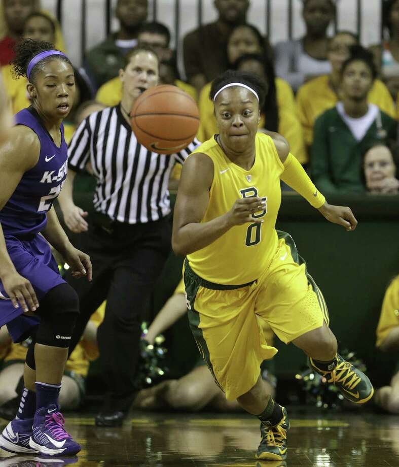 Baylor's Odyssey Sims averages 12.5 points with a nearly 3-to-1 assist-to-turnover ratio. Photo: LM Otero / Associated Press