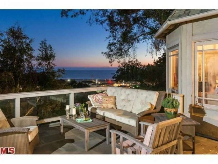 Best feature: deck with ocean view. All photos via Trulia Luxe/MLS