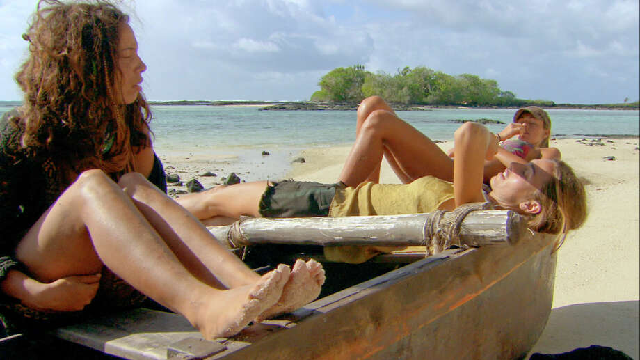 Go Out With A Bang --  Alicia Rose, Kim Spradlin, and Chelsea Meissner during the ninth episode of SURVIVOR: ONE WORLD, Wednesday, April 11 (8:00-9:00 PM, ET/PT) on the CBS Television Network. Photo: CBS©2012 CBS BROADCASTING INC. All Rights Reserved. Photo: ROBERT VOETS / Ã?©2011 CBS Broadcasting, Inc. All Rights Reserved