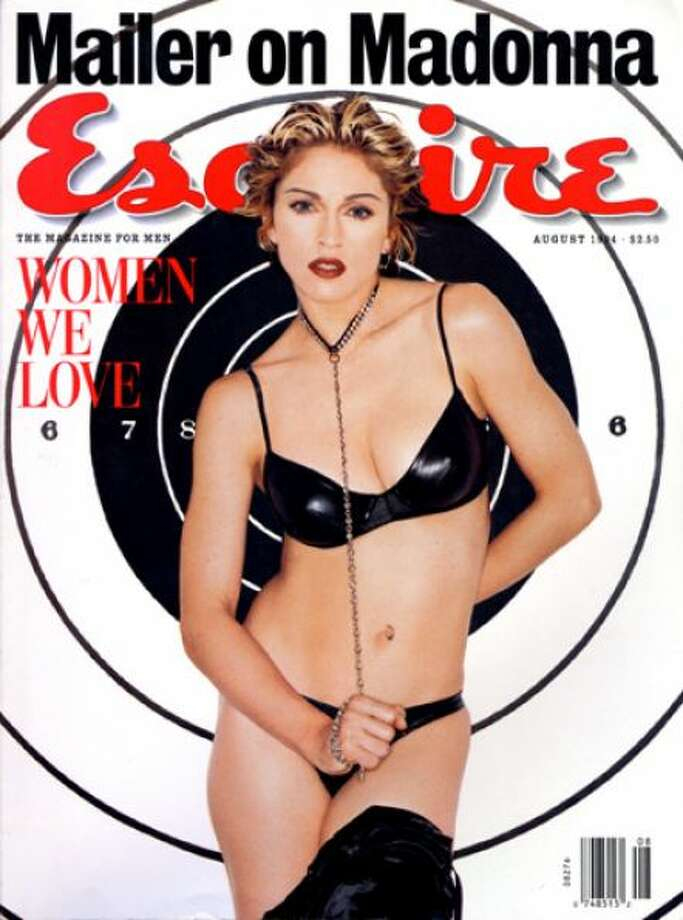 Madonna, August 1994