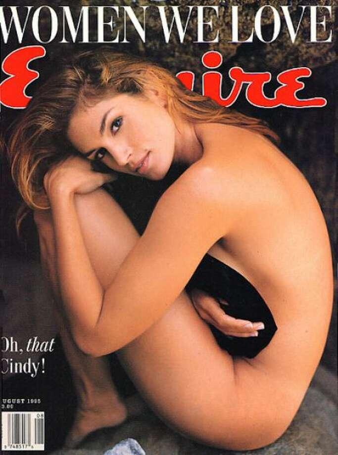 Cindy Crawford, August 1995